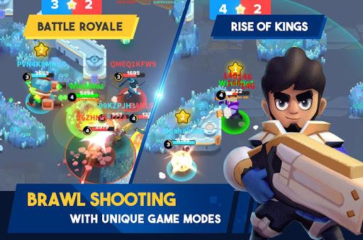 Heroes Strike - Brawl Shooting Multiple Game Modes apktram screenshots 1