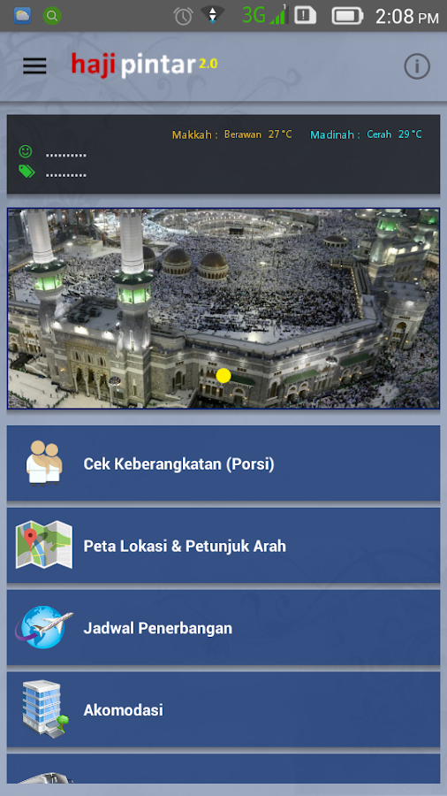 Haji Pintar- screenshot