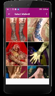 Mehndi Designs fashion - náhled