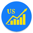 Real-time US stock quotes apk