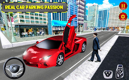 Home Car Parking Adventure: Free Parking Games  screenshots 2