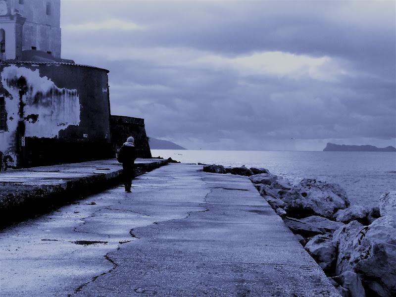 Pioggia solitaria di AngeloEsse