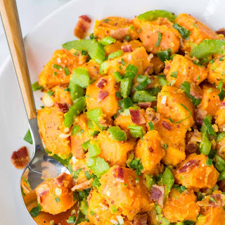 Sweet Potato Salad With Bacon Recipes