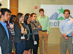 Photo: Touring TechStars Boston