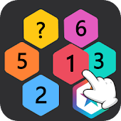Make Star - Hex puzzle game