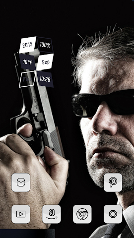 android Handsome face Screenshot 1