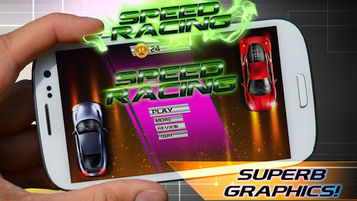 NFS Speed racing