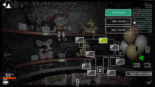Ultimate Custom Night v1.0.3 MOD APK (UNLOCKED) 3