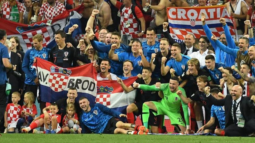 Los jugadores de Croacia aún no han negociado las primas