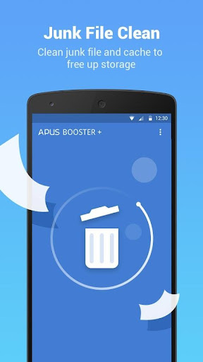 APUS Booster+ (cache clear) screenshot 1