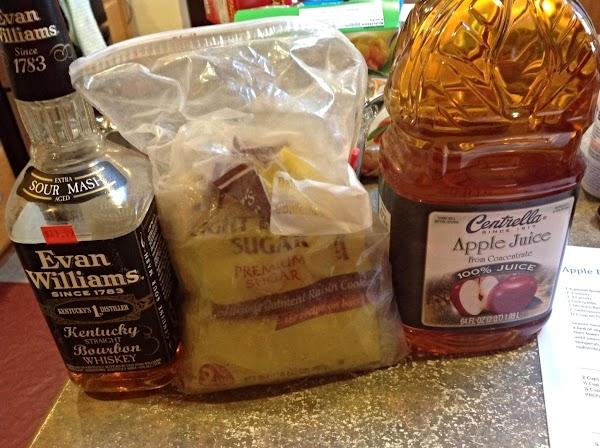 Blend the 3 marinade ingredients together until the sugar dissolves, & set aside till...