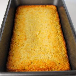 Easy Sweet Cornbread (Gluten Free)