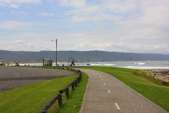 Photo: Year 2 Day 174 -  Still on the Cycle Track and Now in to Another Bay