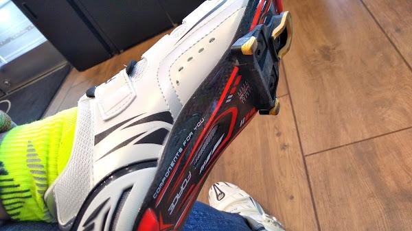 ポキオ輪業商会 Force Race Carbon Cycling Shoes