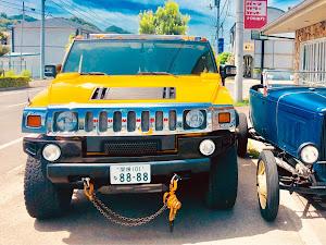 H2  07,HUMMER,LUXPXG三井D車のカスタム事例画像 ヨシクマ🇺🇸🍍さんの2019年08月12日09:36の投稿