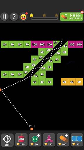 Balls Break Bricks - Fun Time Killing Game Screenshot