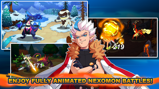 Nexomon 2.6 screenshots 5