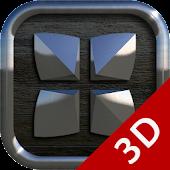 Next Launcher Theme London 3D