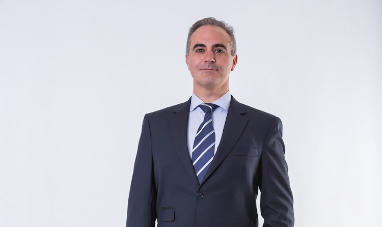 Renergen CEO Stefano Marani. Picture: SUPPLIED