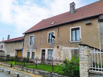 maison à Juzennecourt (52)