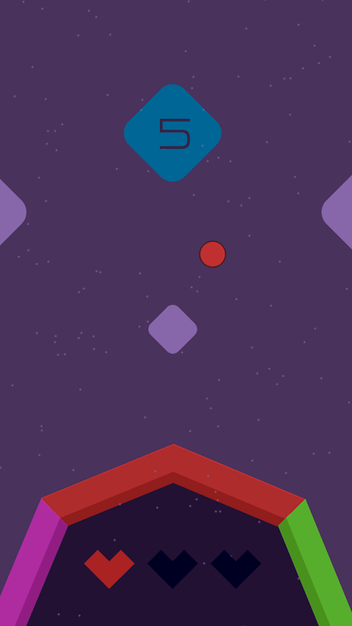 Ball Color Switch- screenshot
