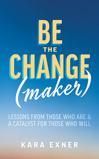 Be the Change(maker) cover