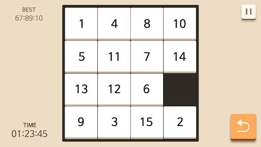 Slide Puzzle King 1.0.7 screenshots 6