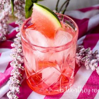 Watermelon & Pinot Grigio Pucker.