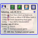 Pimlical Calendar Widget icon