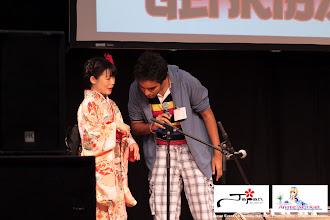 Photo: Concert Koto par Sachiko Hopwood sur la scène principale de la Japan Event de chambéry le Dimanche 27 Mai 2012. Photo prise par notre équipe press. (Japan Event Chambéry 2012)