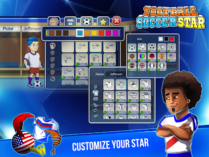 full Football Soccer Star! v1.02 Apk – Android Games download