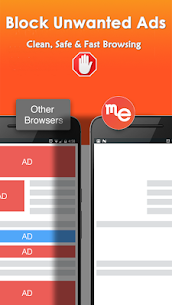 Me Browser Mini Fast App Download For Android and iPhone 4