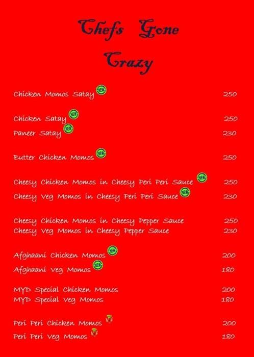 Mind  Your Dimsums menu 4