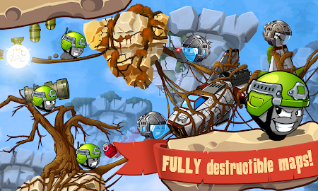 Warlings: Armageddon 3.5.3 screenshot 227708