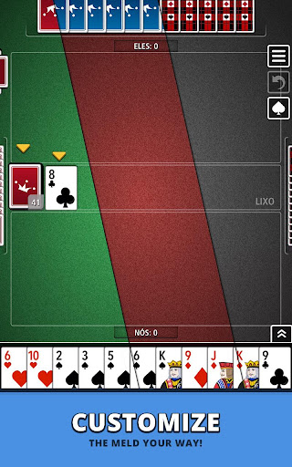 Buraco Canasta Jogatina: Card Games For Free apkpoly screenshots 16