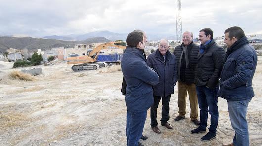 1.300.000 euros para renovar redes hídricas en el Levante y el Almanzora