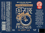 Fat Tire & Friends Fat Hoppy Ale