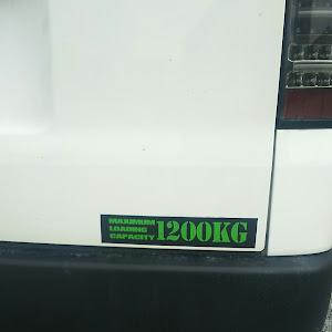 ハイエースバン TRH200V ハイエースDXのカスタム事例画像 アキラ34さんの2018年11月27日12:47の投稿