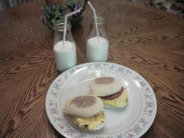 Peggy Mcmuffins Recipe