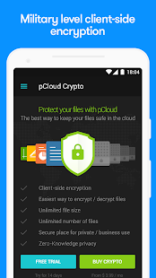 pCloud: Free Cloud Storage Screenshot
