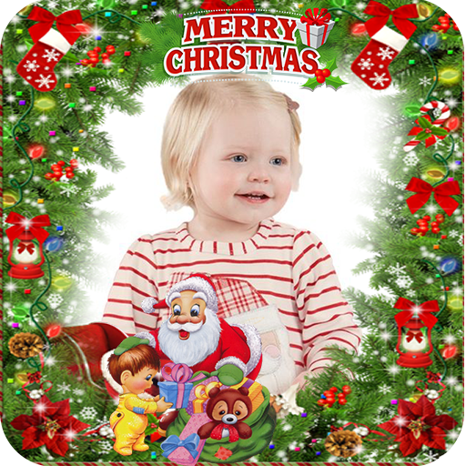 Christmas Photo Editor - Christmas Photo Frames (app)