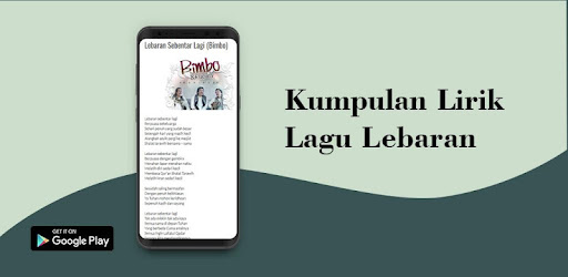 Kumpulan Lirik Lagu Lebaran Google Play Programos