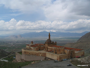 Photo: Ishak Pasha Palace, Dogubayazit