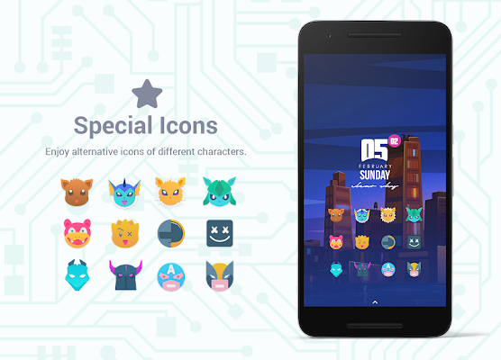 Bixpic - Icon Packs- screenshot