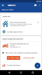 GEICO Mobile - náhled