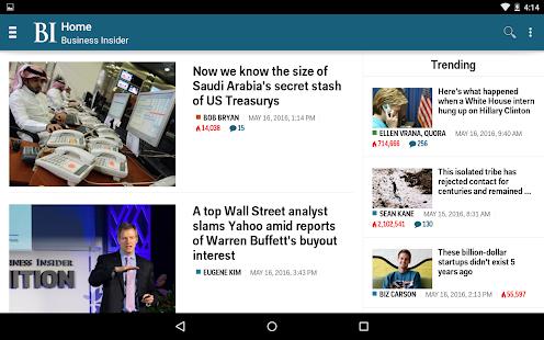 Business Insider - náhled