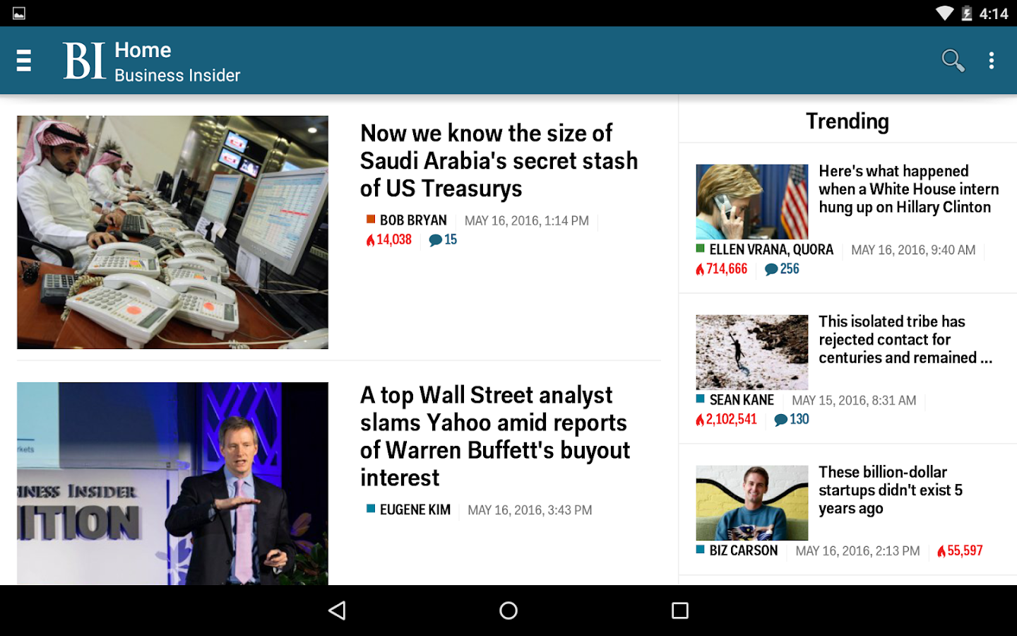 Business Insider- screenshot