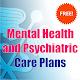 Mental Health and Psychiatric Nursing Care Plans