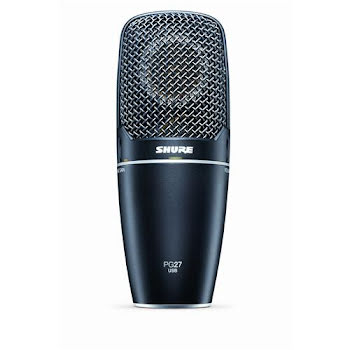 Shure PG42-USB Sidoupptagande röstmikrofon - USB