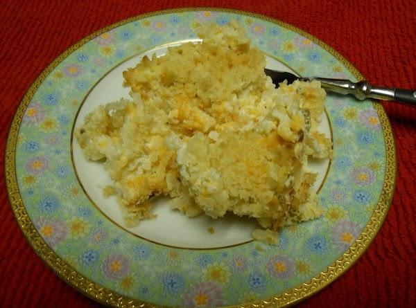 Ellen's Loaded Hash Brown Casserole Recipe